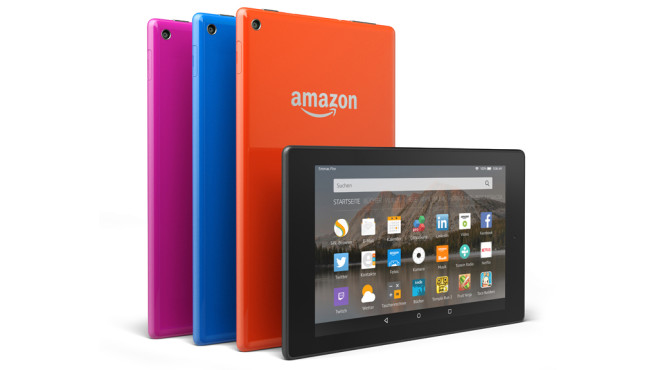 Amazon Fire HD 8 (2015) © Amazon