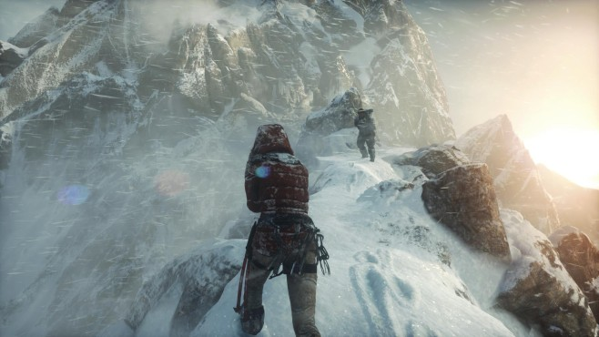 Rise of the Tomb Raider © Square Enix