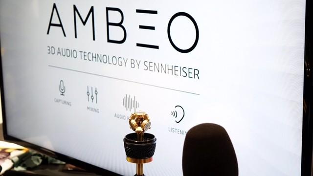 Sennheiser Ambeo ©COMPUTER BILD