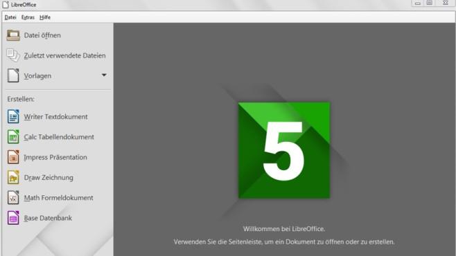 Platz 35: LibreOffice (neu) ©COMPUTER BILD