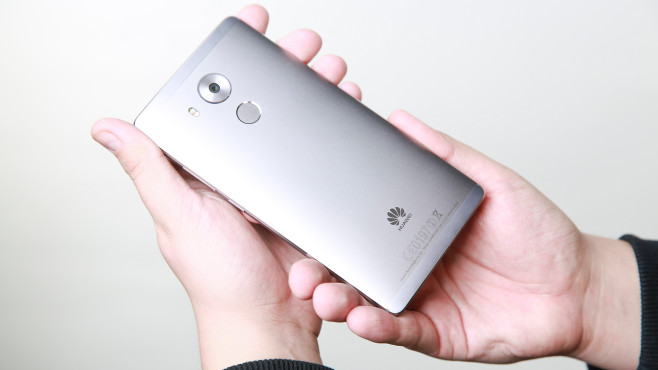 Huawei Mate 8: China-Riese im Test © COMPUTER BILD