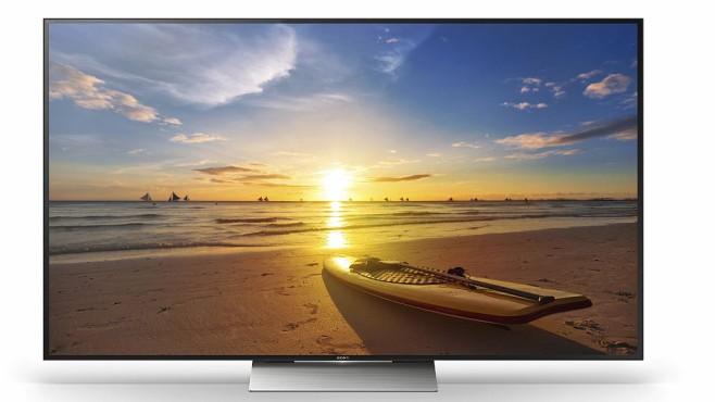 Ultra-HD, HDR, 3D und Android: Volles Programm im Sony KD-77XD9405 Der Sony KD-75XD9405 besticht mit hohem Kontrast und brillanten Farben. ©Sony