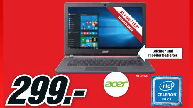Acer Aspire ES 13 (ES1-311-C8H3) ©Media Markt