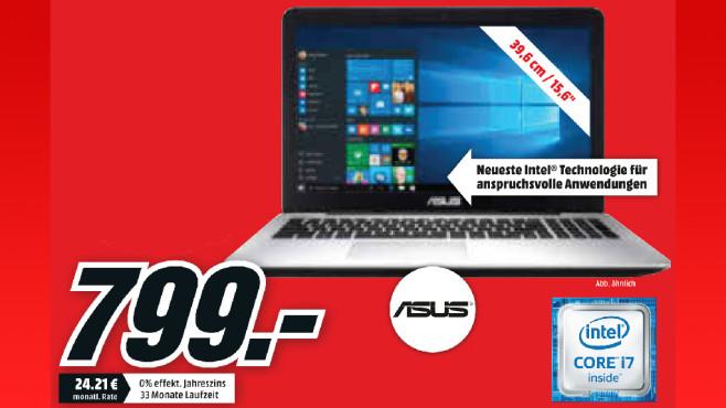 Asus R556UB-XO118T ©Media Markt