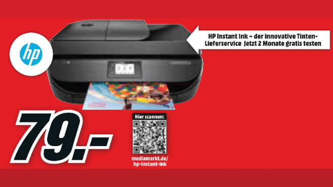 HP OfficeJet Pro 4654 © Media Markt