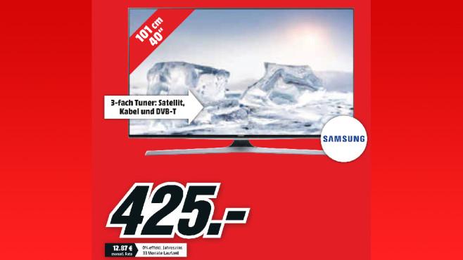 Samsung UE40J6250 ©Media Markt