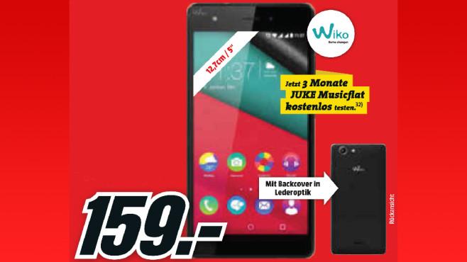 Wiko Pulp 3G ©Media Markt