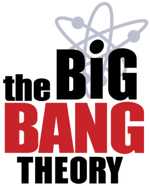The Big Bang Theory Logo © Wikipedia