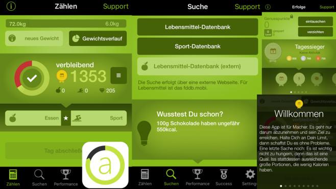 Abnehm-Coach arise ©abnehm-App.de