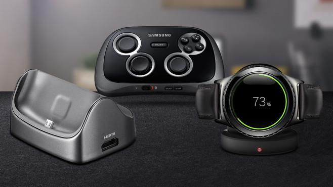 Samsung Galaxy Zubeh�r ©Samsung, bestpixels � Fotolia.com, �istock.com/karandaev