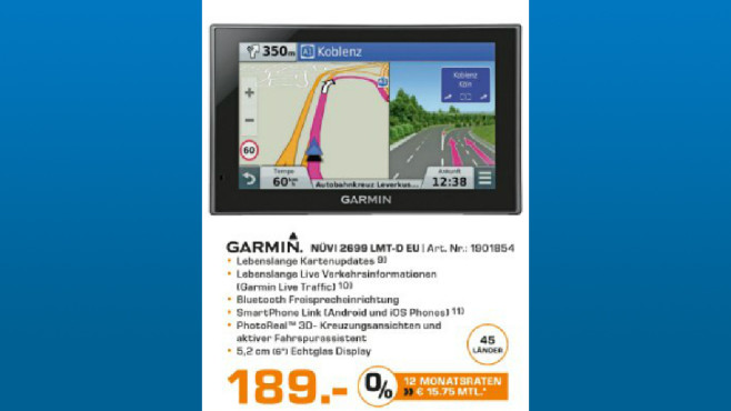 Garmin vivosmart HR © Saturn