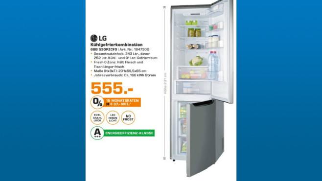 LG GBB 530 PZCFS ©Saturn