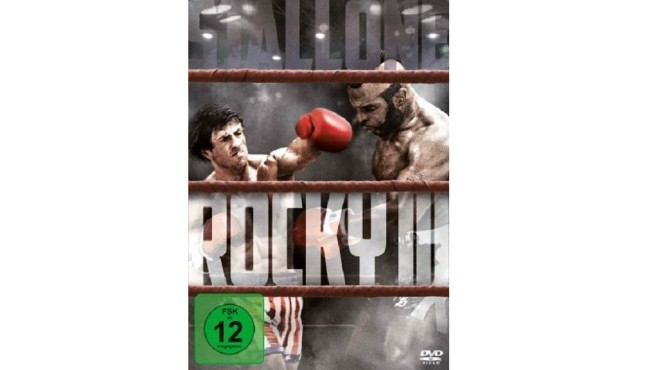 Rocky 3 DVD-Cover © METRO-GOLDWYN-MAYER