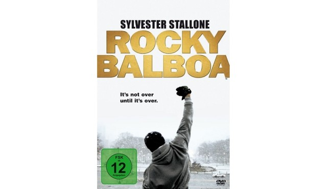 Rocky Balboa DVD-Cover © METRO-GOLDWYN-MAYER
