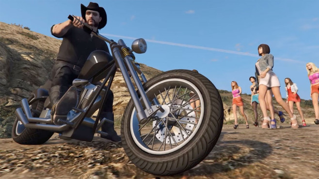 GTA 5: Lemmy-Mod ©FunGt, Christian Brandes, jedijosh920 / Rockstar