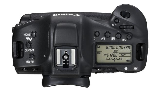 Canon EOS-1D X Mark II ©Canon