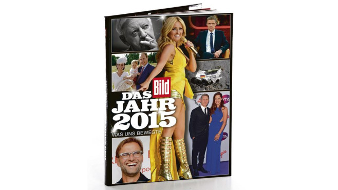 BILD-Chronik 2015 © Axel Springer SE