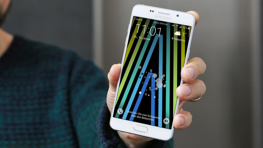 Samsung Galaxy A5 ©COMPUTER BILD