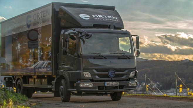 Orten E 75 ©Orten Fahrzeugbau GmbH & Co. KG
