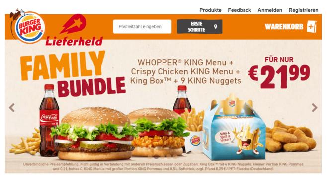 Burger King ©Burger King