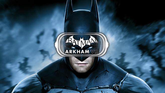 Batman – Arkham VR ©Rocksteady Studios