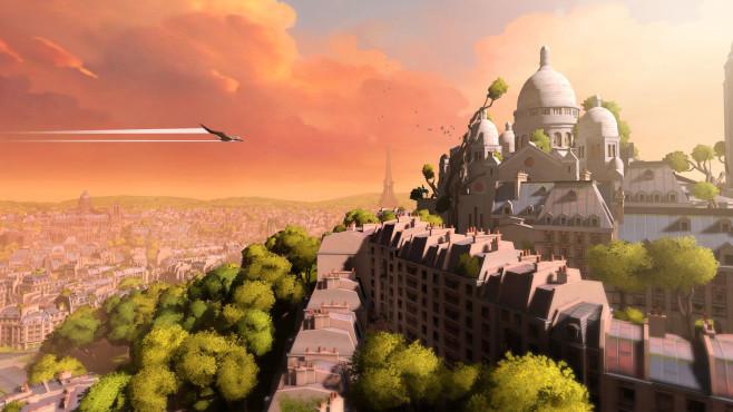 Eagle Flight ©Ubisoft