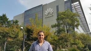 COMPUTER BILD besucht Huawei ©COMPUTER BILD