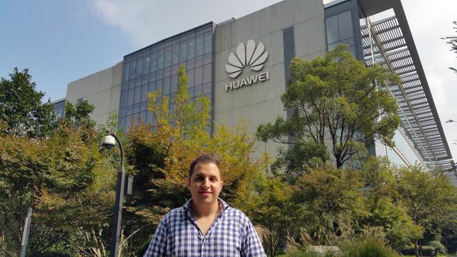 COMPUTER BILD: Zu Besuch bei Huawei ©COMPUTER BILD