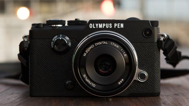 Olympus PEN-F ©COMPUTER BILD