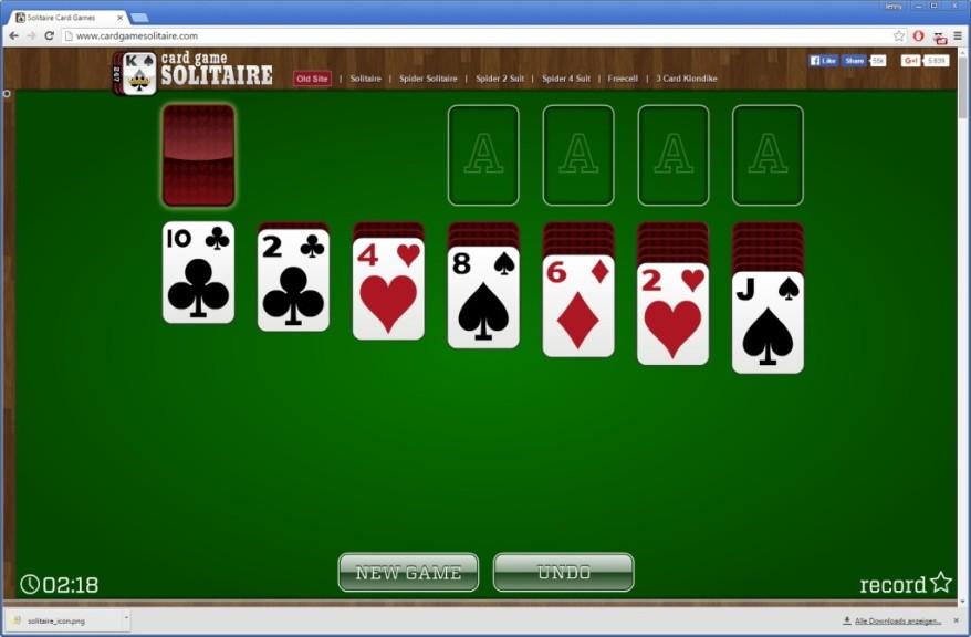 Patience Spielen Online Kostenlos