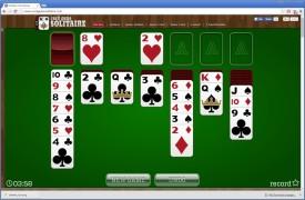 Screenshot 2 - Solitaire kostenlos online spielen