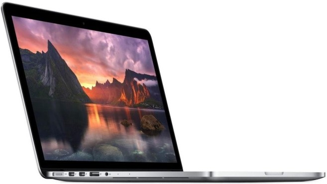 "Apple MacBook Pro 13"" Retina 2015 (MF839D/A) © Apple"