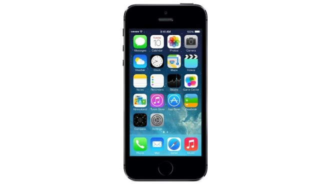 Apple iPhone 5S ©Apple