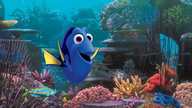 Findet Dorie © Disney-Pixar. All Rights Reserved.