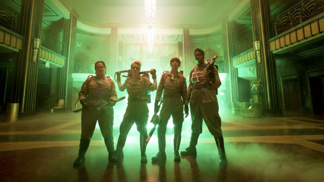 Ghostbusters © Sony Pictures