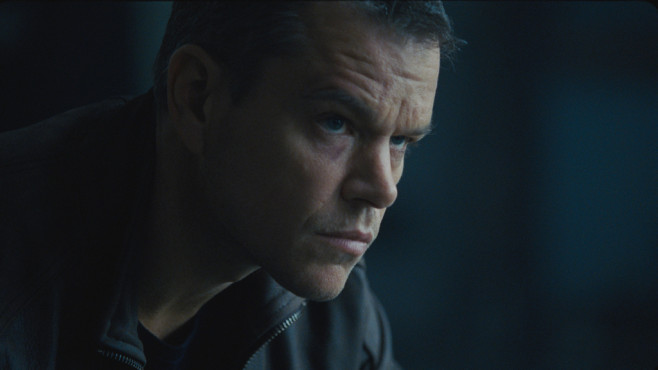 Jason Bourne © Universal Pictures