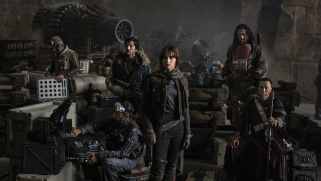 Rogue One – A Star Wars Story © Disney