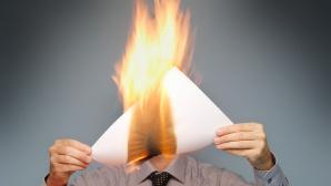 brennende Rechnung ©Nicholas Rigg/gettyimages