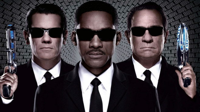 Amazon: Men in Black 3 © Amazon