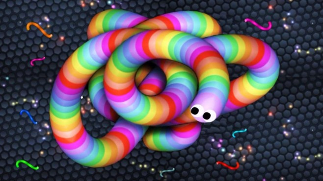 Slither Snake.io © Sweet Game Box