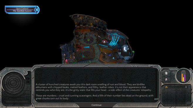 Torment – Tides of Numenera © inXile Entertainment