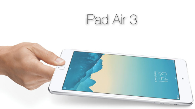 iPad Air 3 © Apple