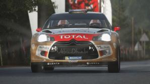 S�bastien Loeb � Rally Evo: Gerade ©Bandai Namco