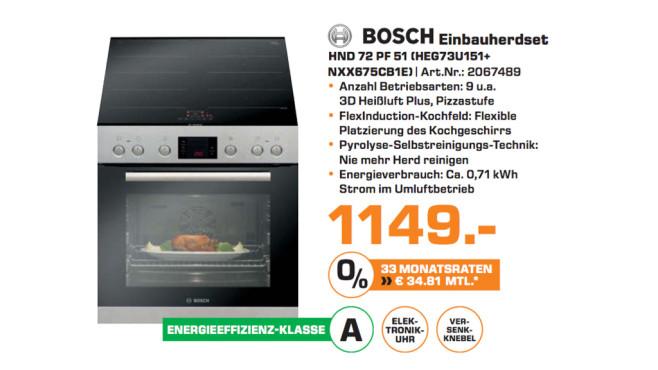 Bosch HND72PF51 ©Saturn