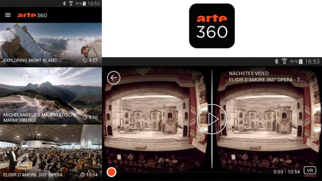 Arte360 ©ARTE G.E.I.E.