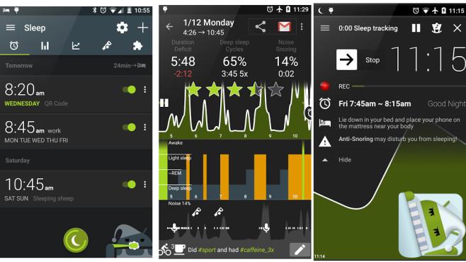 Sleep as Android ©Urbandroid Team