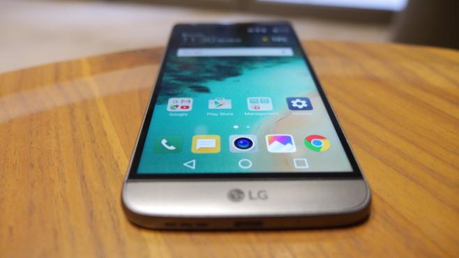 LG G5 ©COMPUTER BILD
