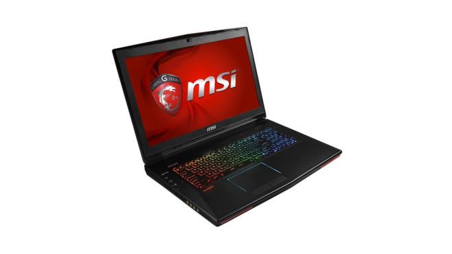 MSI GT72S Dominator Pro ©MSI