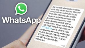 WhatsApp-Kettenbrief ©Firmbee.com, WhatsApp