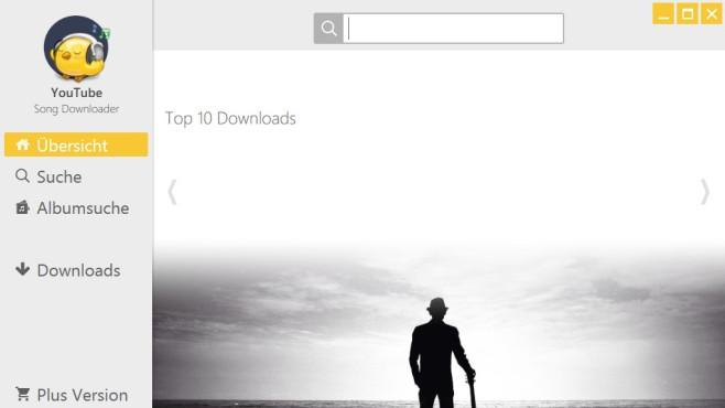 Platz 45: YouTube Song Downloader (neu) ©COMPUTER BILD